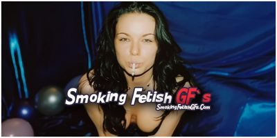 Smoking Fetish GFs tube